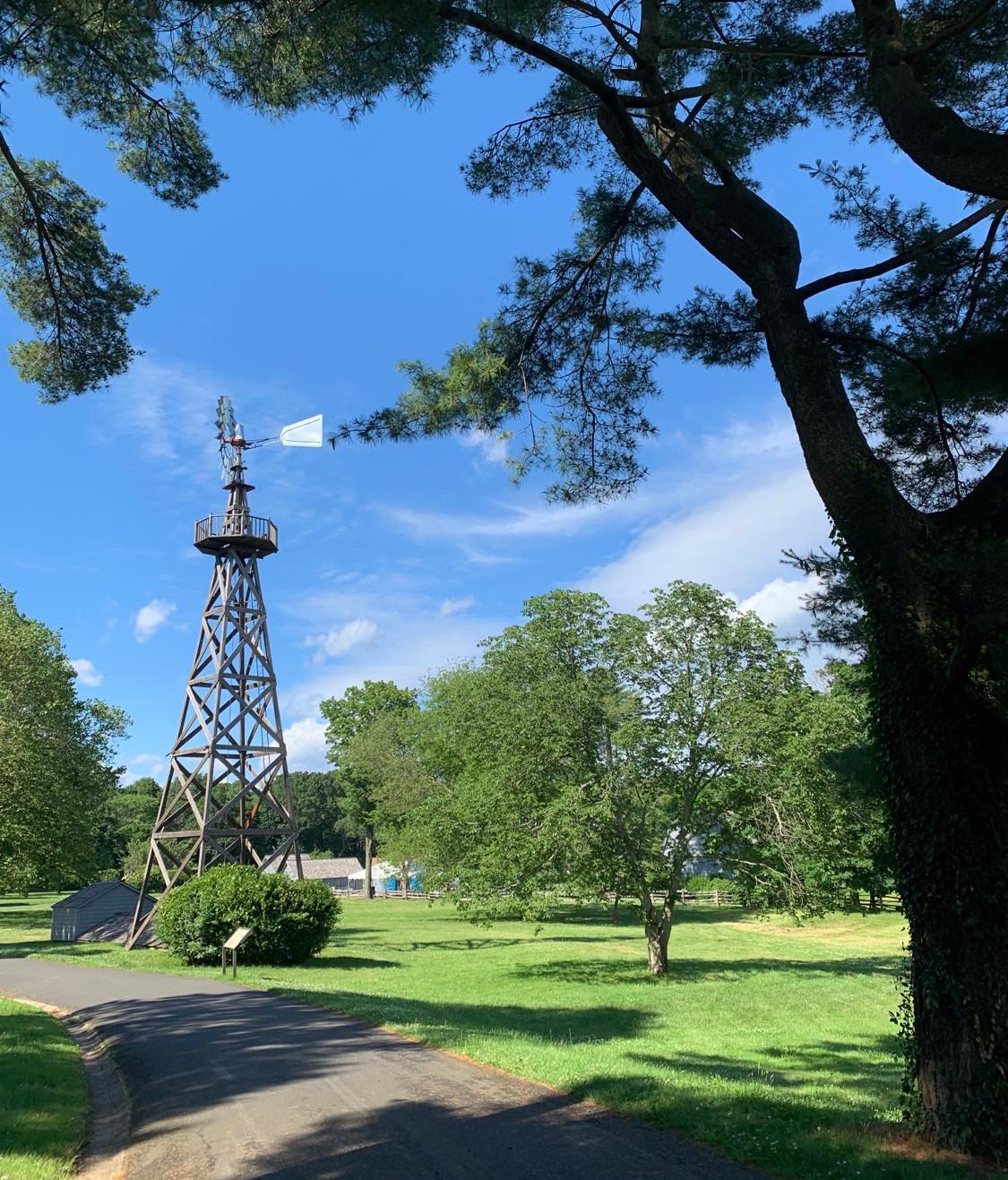Sagamore Hill Windmill