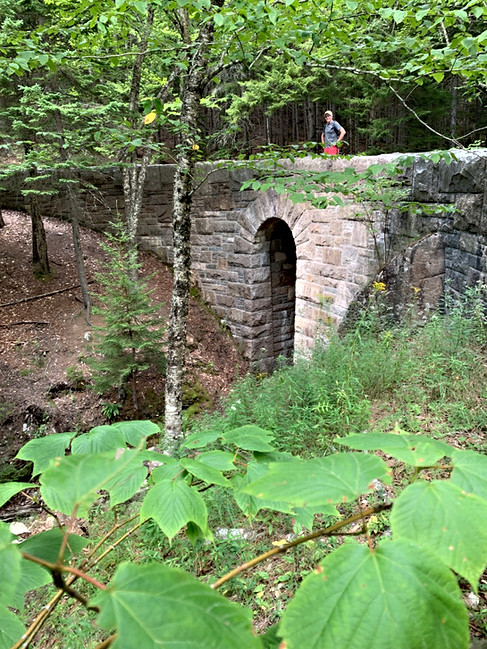 West Branch Bridge, Acadia National Park Mt. Desert Island, ME
