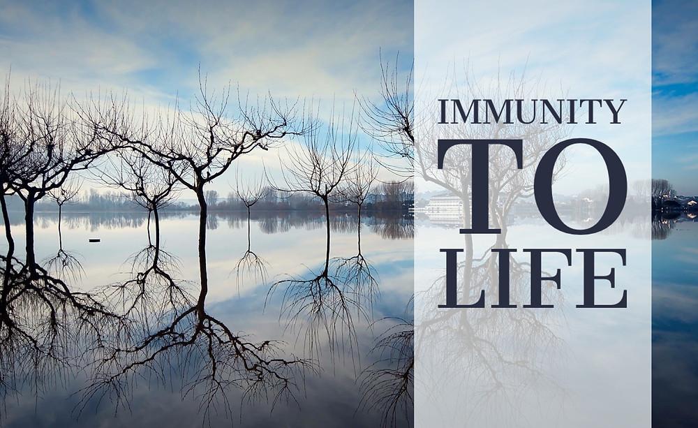 Immunity to violence