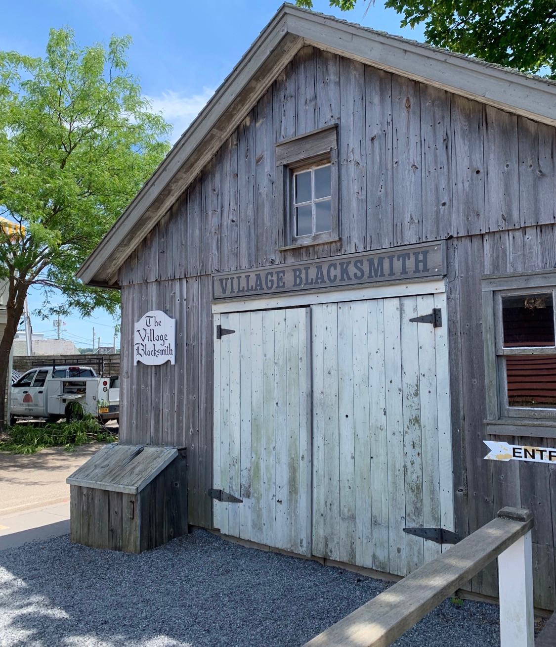 Village Blacksmith, Greenport, NY