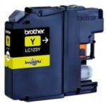 Brother LC 125XL Yellow