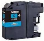 Brother LC 125XL Ciano