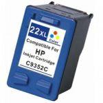 HP  22XL  Color
