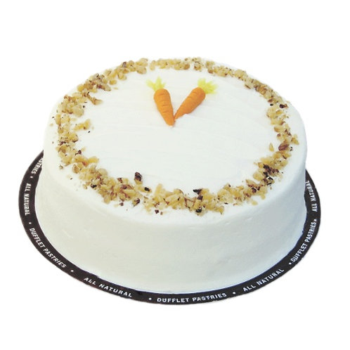 """Carrot Cake - 6"""""""