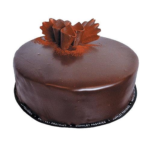 "Chocolate Truffle Cake - 6"""