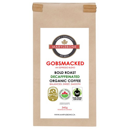 GOBSMACKED - DECAF
