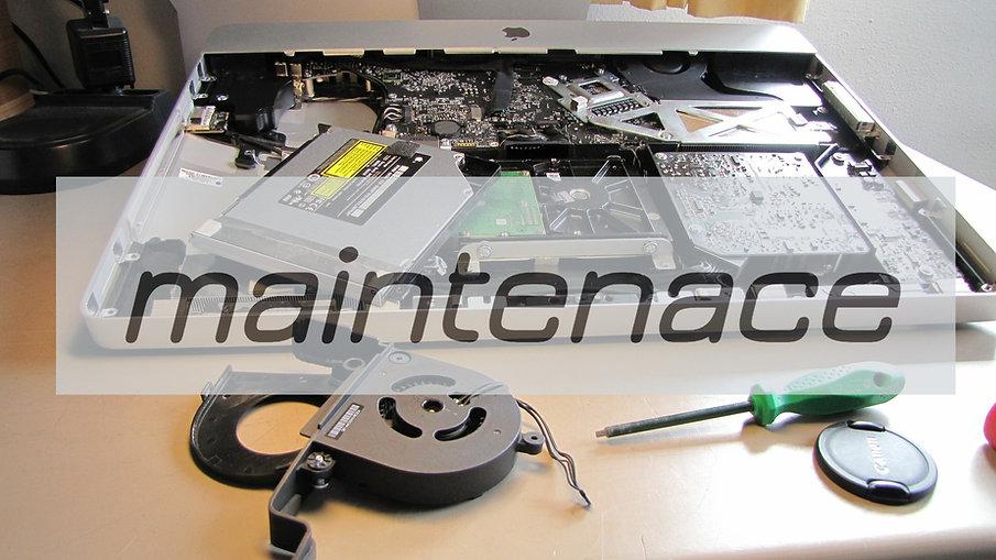 Maintenace