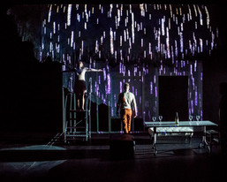 The Believers | Set, Video and LX Design by T. Erin Gruber | Costume Design by Nancy McAlear