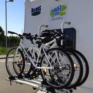 Porte-vélos THULE pour 4 vélos