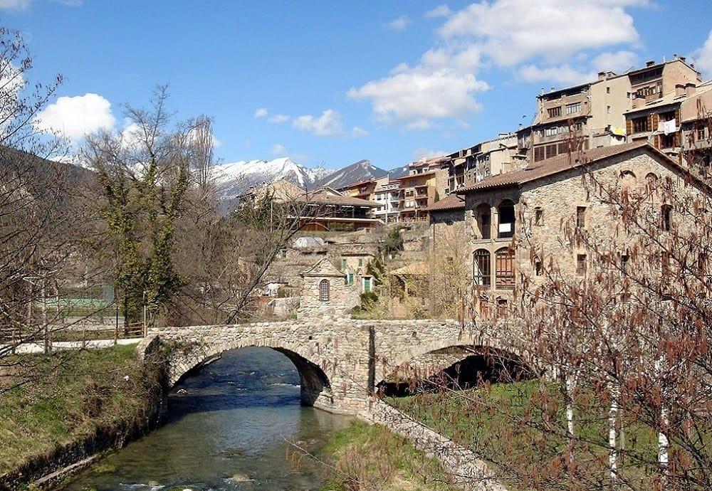 baga puente con encanto, barcelona rural