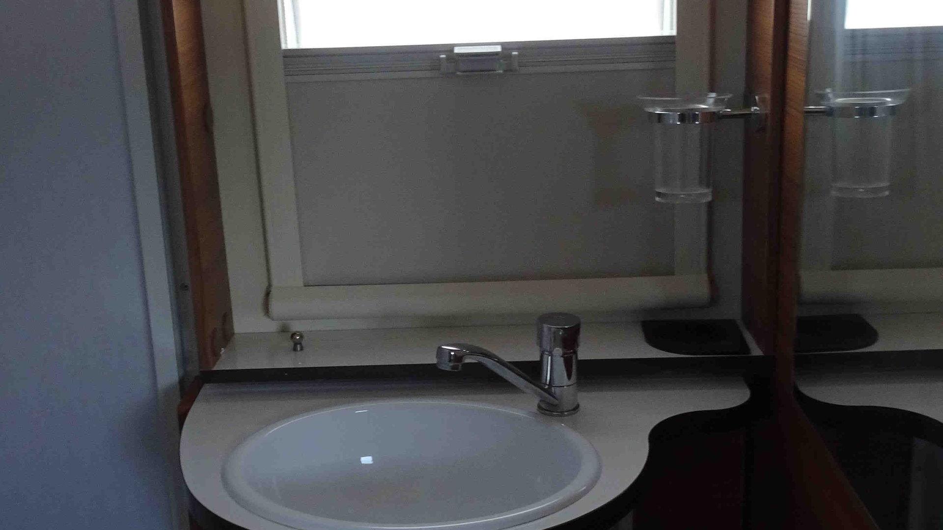 autocaravana con baño completo