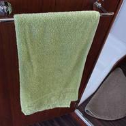Grandes et petites serviettes