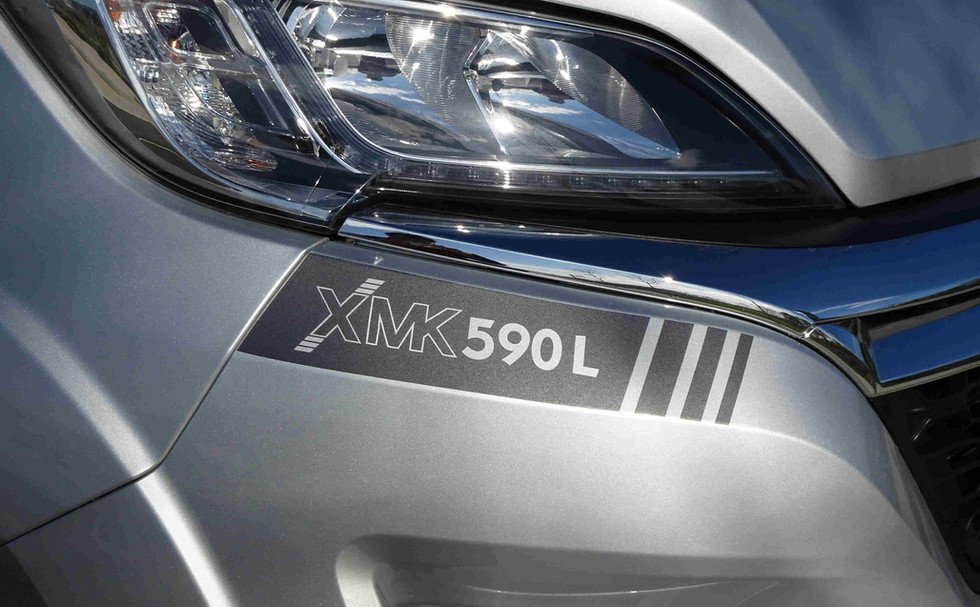 Autocaravana Ilusion 590L