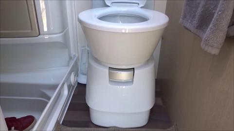 Toilette chimique DOMETIC - Illusion
