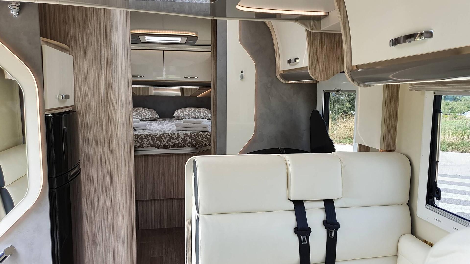 autocaravana super confortable