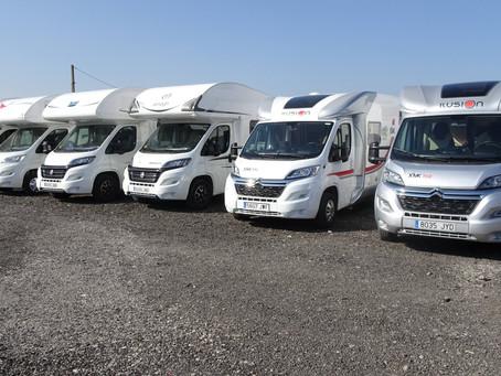 Autocaravana, Motorhome, Camping car ¿Y tú como lo llamas?