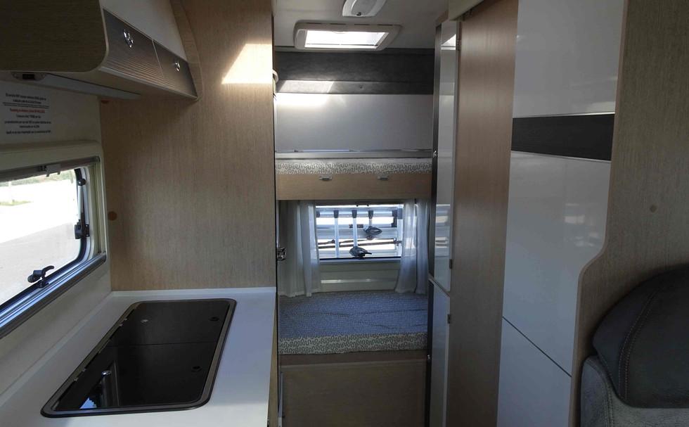 Motorhome Ilusion 590L interior