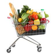 Primera compra de supermercado