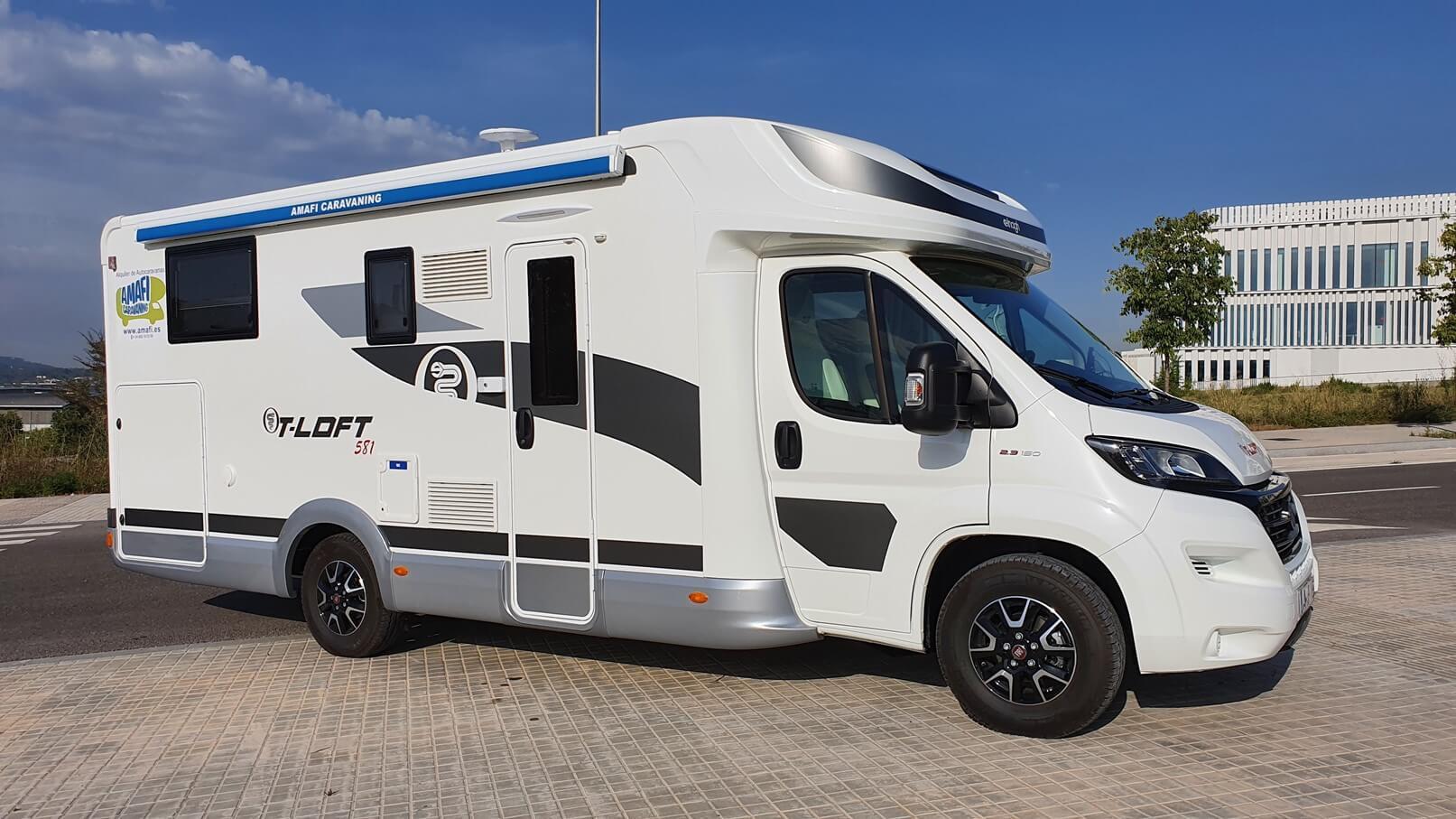 camping-car premium