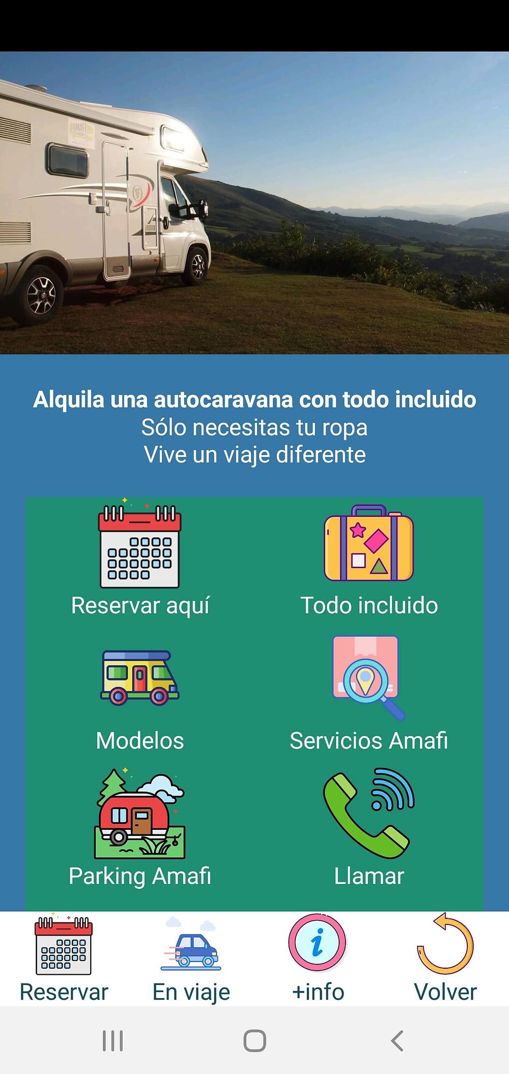 reservar autocaravana barcelona