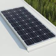 Panneau solaire pour charger la batterie