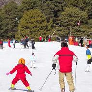 Ski Pyrenäen