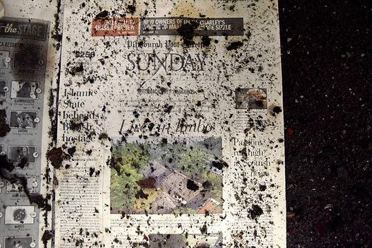 Copy of Last Sunday Paper _ Photo by Ste