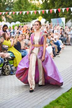 Мода на Фестивале Индонезии