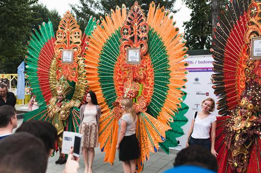 Фестиваль Индонезии 2017 в Москве