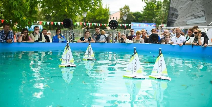 Большой Фестиваль Италии морская зона