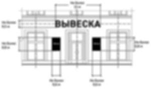 Оформление вывесок в Москве