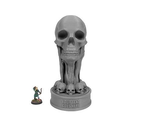 Undead Monument Trophy