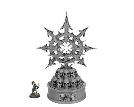 Evil Icon Trophy