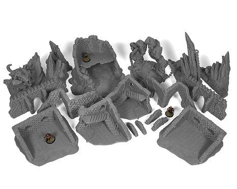 4x4 Stormguard Undone Terrain Table Bundle