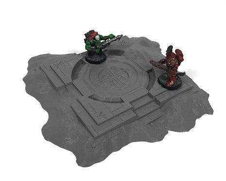 Ancient Alien Ruins: Landing Pad