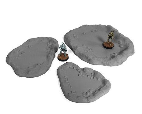 Ponds Area Terrain