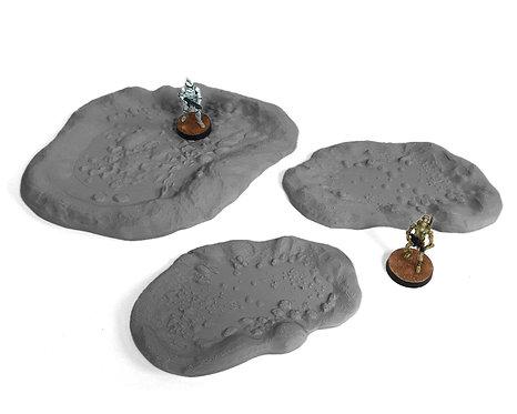 Swamps Area Terrain