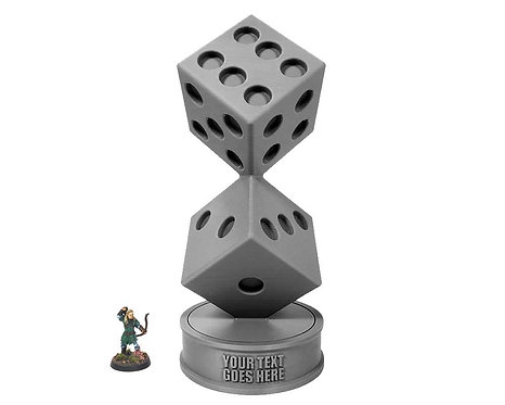 Double Dice Trophy