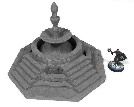 Stormguard Fountain