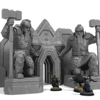 Dwarvern Halls