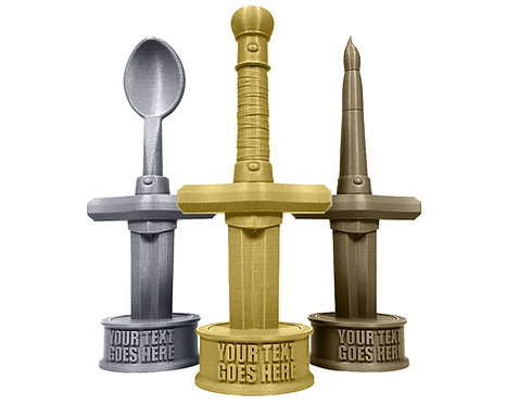 Sword Mini Trophy
