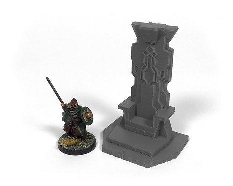 Dwarven Terrain: Throne