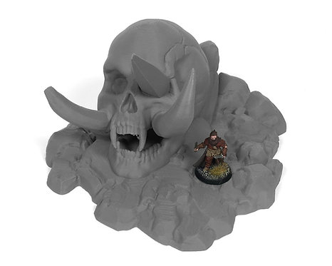 Stormguard Undone Giants Skull