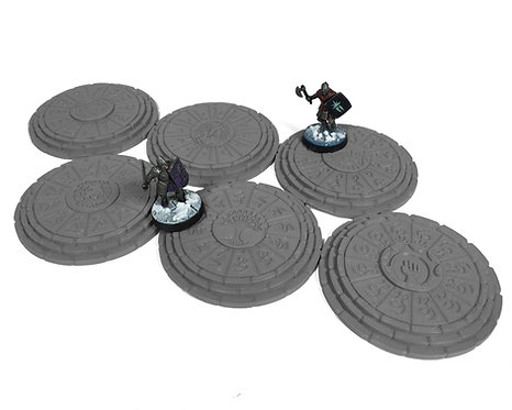 Stormguard Objectives