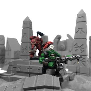 Ancient Alien Ruins