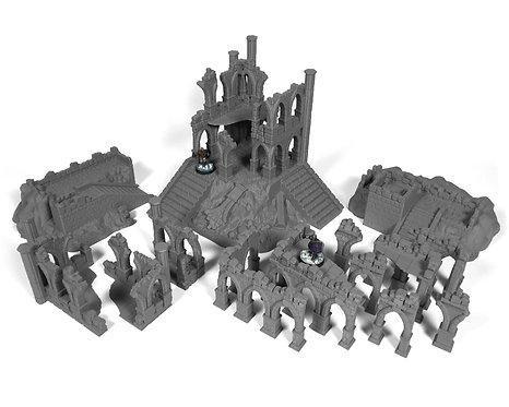 3x3 Stormguard Terrain Table Bundle