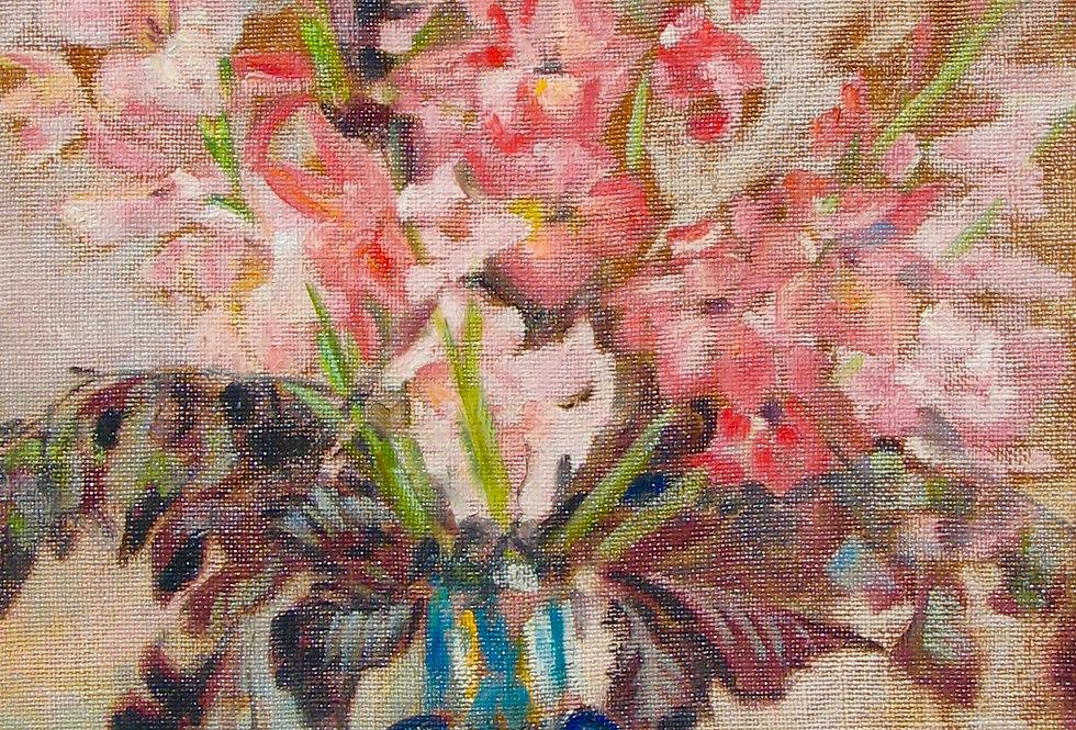 Bouquet Glaïeul