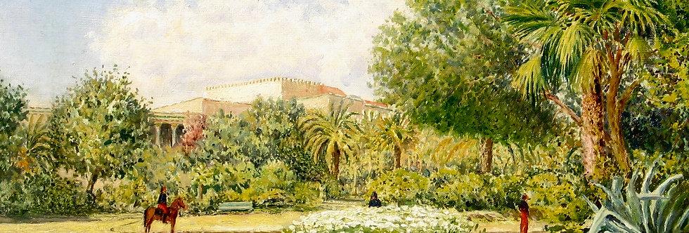 Paysage oriental