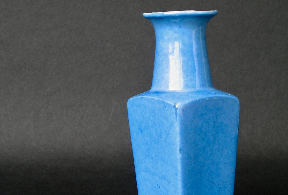 Vase bleu de Chine