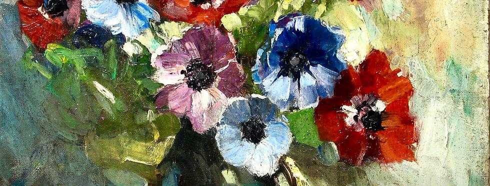 Bouquet d'anemone